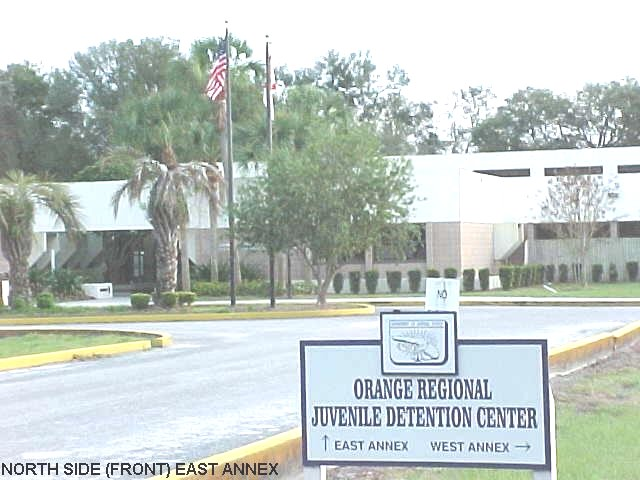 Guard Sexually Assaulted Girl at Juvenile Jail in Orange
